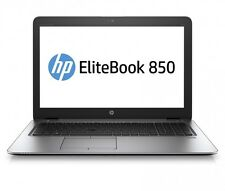 HP EliteBook 850 G3 256GB SSD i7-6600u 8GB FHD, Warranty 2021, Office 2016