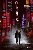 Oldboy Movie POSTER 27 x 40 Min-sik Choi, Ji-Tae Yoo, Hye-jeong Kang, A