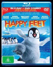 Happy Feet (Blu-ray, 2011, 2-Disc Set)