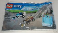 Lego  Police Chase City Promo Poly bag  Rare new sealed Crooks Cops cars 5004404