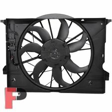 FOR Mercedes W211 E240 E320 C219 CLS350 CLS500 Radiator Cooling Fan Assembly
