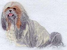 Embroidered Sweatshirt - Lhasa Apso I1165 Sizes S - Xxl