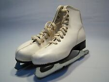 Vintage Casual Figure Ice Skates Women's Size 4