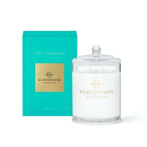 Lost in Amalfi - Sea Mist Candle 380G ***3 PACK*** | Glasshouse