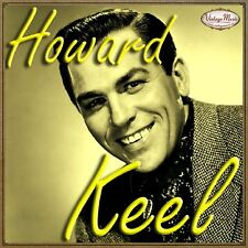 HOWARD KEEL CD Vintage Vocal Jazz / Songs From His Movies , Seven Brides ....
