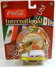 1940 '40 FORD SEDAN DELIVERY COKE COCA-COLA INTERNATIONAL COLLECTION DIECAST