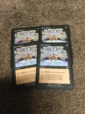 4 Dark Ritual ~ Black Mercadian Masques Mtg Magic Common 4x x4