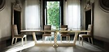 Dining Table+8 Chairs Room Table Rococo Baroque Art Nouveau Royal Luxury