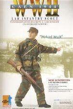 "Dragon 1:6 LAH Infantry Scout ""Gerhard Hrach"""