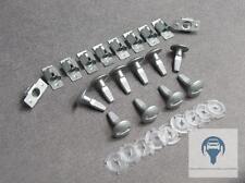 Unterfahrschutz Einbausatz Clips Peugeot 1007, 207, 407, 406, 206, 806, 807, 508