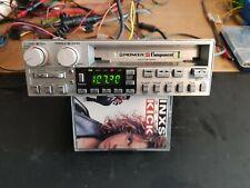 ULTRA RARE VINTAGE PIONEER KEX 73 voiture Radio Cassette Player