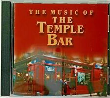 The Music of Temple Bar : Traditional Irish Music Pub Sessions CD Celtic Dublin