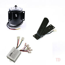 24V 500w Brush Motor Speed Controller&Pedal Electric Scooter go-kart quad