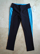 NWT MIRACLE SUIT PERFORMANCE YOGA WORKOUT SPORTS CAPRI ANKLE PANTS TUMMY CONTROL
