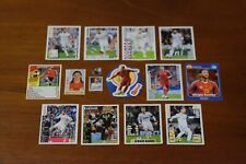 Sergio Ramos collection 9 tradingcards & 16 football stickers Real Madrid Espana