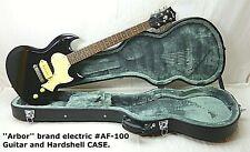 Light Weight Electric Guitar, Arbor brand, Gretsch Built New Closeout Sale Nos