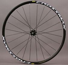 "Mavic Crossmax 27.5"" 650b Tubeless Mountain Front Bike Wheel BOOST MSRP $249"