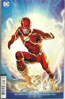 DC COMICS THE FLASH #64! BATMAN APPEAARANCE! NM!TOM RANEY VARIANT COVER!