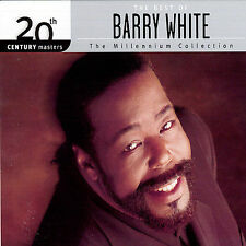 The Best Of Barry White: Millennium Collection, 20th Century Masters  Eco-Friend