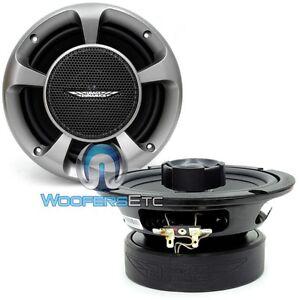 """IMAGE DYNAMICS CTX65 CAR AUDIO 6.5"""" 6 1/2"""" COAXIAL 2-WAY SPEAKERS SILK TWEETERS"""