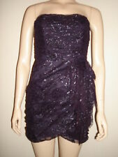 JILL STUART, Dress, Purpule, Size 6, NWOT $228