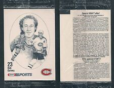 1986-87 Kraft Bob Gainey in Original Issue Cello Pack