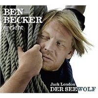 JACK LONDON - DER SEEWOLF 3 CD NEU