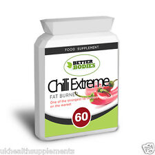 Very Strong Extreme Fat Burner Pills Weight Loss Slimming Diet Capsules