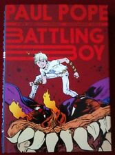 Battling Boy (2013) #1 - Hardcover - Signed & Sketched By Paul Pope - RARE