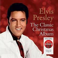 Elvis Presley Classic Christmas Exclusive Snowflake Vinyl LP