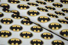 Batman Printed Design - 100% Cotton Fabric