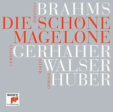 CHRISTIAN GERHAHER-DIE SCHÖNE MAGELONE - WALSER,MARTIN/HUBER,GEROLD/+   CD NEU