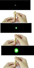 100mW Focusable Green Laser Module Dot Green beam Laser Diode Lazer Show Disco