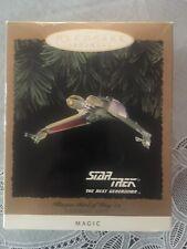 Hallmark Klingon Bird of Prey Keepsake ornament 1994