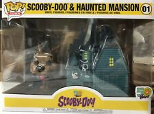 Funko POP TOWN - Scooby Doo & Haunted Mansion 01 - 50 Years Anniversary Edition