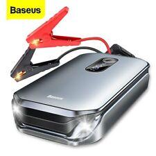 Baseus 12000mAh Car Jump Starter Power Bank 12V Auto Starting Device 1000A Car