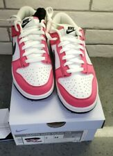 Nike Womens Dunk Ng 2011 Size 7 Champ 483907_101 Pink Black