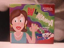 W LA MAMMA CD NUOVO SIGILLATO + ALBUM DA COLORARE - CANZONI PER BAMBINI