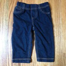 Carter's jean leggings size 9 months unisex