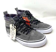 VANS SK8-HI MTE Pewter Grey Suede Men's Sneaker Boot VN0A33TXRJ3
