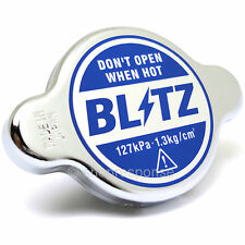 BLITZ Racing High Pressure Radiator Cap Type 1 Blue 18560 Genuine Made in JAPAN