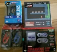 Super Nintendo Entertainment System Super NES Classic Edition 63 Games + Bonuses