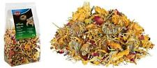 Dried Flower Mix Food for Reptiles Tortoise Bearded Dragon Reptile Food 75g