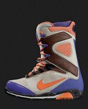 Nike Zoom Kaiju Snowboard Boots Orange Purple Mohap Rare Black 376276 Sz 12