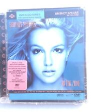 Britney Spears - In the Zone DVD Audio/ 5.1 surround SEALED