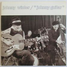 """JOHNNY WINTER - FRANCE ONLY PROMO SINGLE CD """"JOHNNY GUITAR"""""""