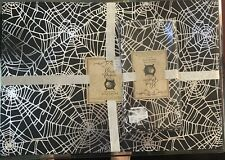 Witch Crafters Placemats And Table Napkins. Halloween.