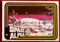 SPACE / ALPHA 1999 - MONTY GUM - Card #59 - Netherlands 1978
