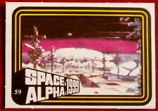 SPACE / ALPHA 1999 - MONTY GUM - Card #59 - Netherlands 1978
