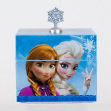 Frozen | ANNA & ELSA Musical Keepsake Box w Pendant  NIB | Mint